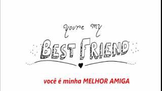 Jason Mraz - Best Friend tradução pt br