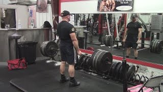 The Deadlift Is Not Just For Strength - It Is A Fantastic Mass Builder As Well