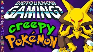 Creepy Pokemon Facts - Did You Know Gaming? Feat. Dazz