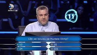 Vrei sa fii milionar? (03.12.2018) - Luni, concurentii sunt pusi in dificultate! La cine vor apela?