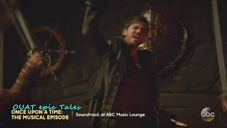 Once Upon A Time 6x20 Hook song audio 2 Revenge Is Gonna Be Mine Season 6 Episode 20