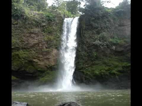 Catarata de antioquia en Jinotega Nicaragua.wmv
