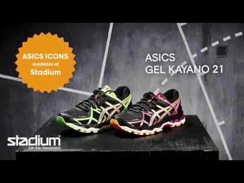 Stadium Asics GT2000 & Gel Kayano