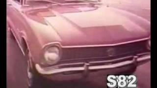 PROPAGANDA COMERCIAL FORD MAVERICK GT 1973 GRABBER BRASIL BRAZIL LANÇAMENTO