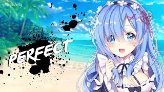 Nightcore - Perfect (Acoustic) | Lyrics