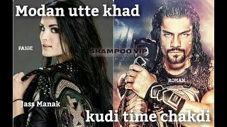 Suit Punjabi (kudi time chakdi) Jass Manak | Wwe Roman Reigns Mix Suit Punjabi by Jass Manak HD