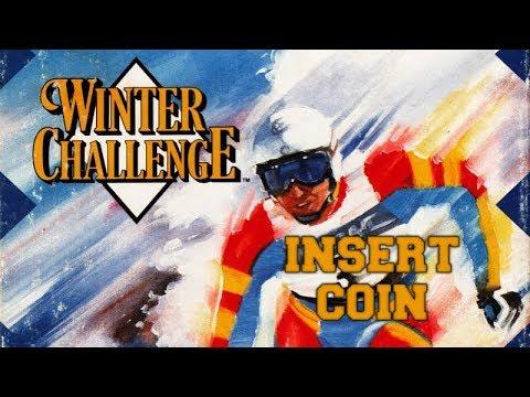 The Games: Winter Challenge (1991) - PC - Olimpiada Completa