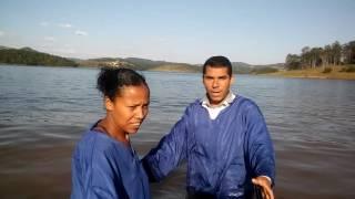 Igreja Descida do Espírito Santo, Batismo nas águas