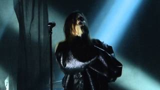 Lykke Li - No Rest For The Wicked live Albert Hall, Manchester 15-11-14