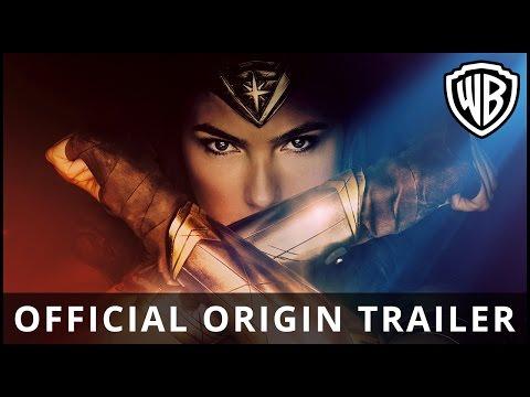 Wonder Woman- På kino fra 16.juni - Trailer