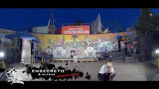 "Ensecreto & Dj Teaz - ""Psiquiatrico"" en CNBC 2015"