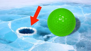 IMPOSSIBLE HOLE IN ONES! (Golf It)