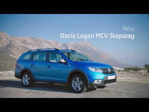 Nouveau Logan MCV Stepway I Dacia