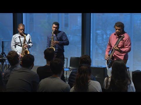 Music, Tech, and Entrepreneurship: A Creative Workshop
