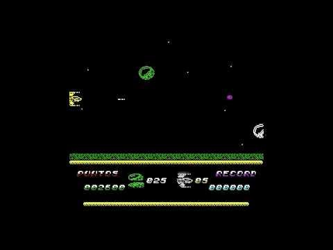 Delfox (100% by Dinamic/Zeus Soft 1988) - Spectrum