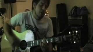 Hoobastank - Running Away (Acoustic Cover)
