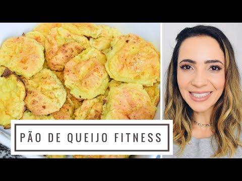 Receita: Pão de Queijo Fitness (ou Fake) com Batata Doce