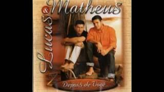 PRECISO DO TEU PRAZER - LUCAS E MATHEUS
