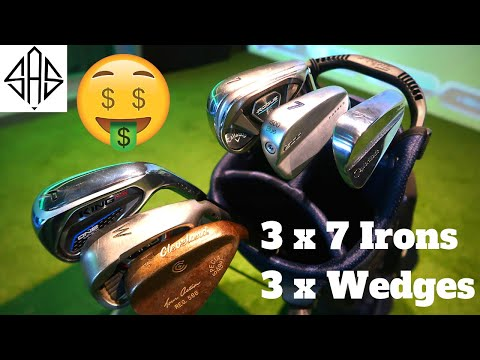 ALL YOU NEED ARE 7 IRON'S AND WEDGE'S (Unbelievable Results)