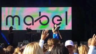 Mabel [LIVE] BST Hyde Park 2/7/17