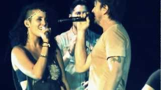 "Juanes ""Fotografía"" cantando en Cumbre Tajín 2013"