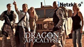 Dragon Apocalypse - Ihr Feuer vernichtet alles (Actionfilm, Abenteuer in voller Länge, ganzer Film)