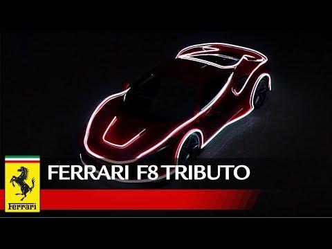 Ferrari F8 Tributo - Aerodynamics