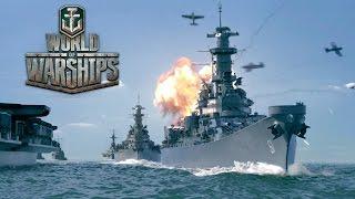 World of Warships - Launch Trailer