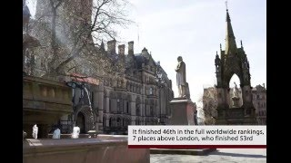 Manchester named the best UK city to live in
