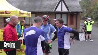 Cycling Weekly Welsh Raider Video