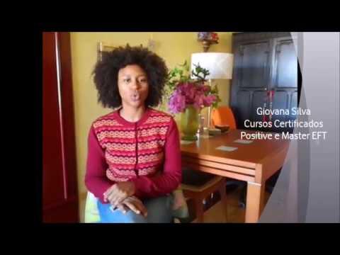 Giovana Silva  - Cursos Positive e Master EFT