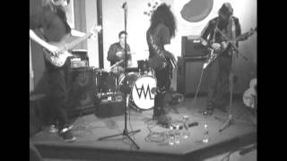 """Something Like Sound (She Moves Like Fire """"Clip"""" Live From Proximity Cafe, Private Show)"""