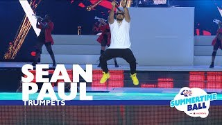 Sean Paul - 'Trumpets'  (Live At Capital's Summertime Ball 2017)
