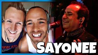 Junoon Feat Rahat Fateh Ali Khan & Ali Noor, Sayonee Coke Studio Season 10 Episode 2 Reaction by RnJ width=