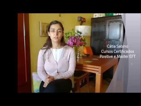 Cátia Sabino - Cursos Positive e Master EFT