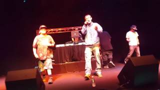 """Turn Up"" (LIVE) by J-Layne & KP Tha One of FMG"