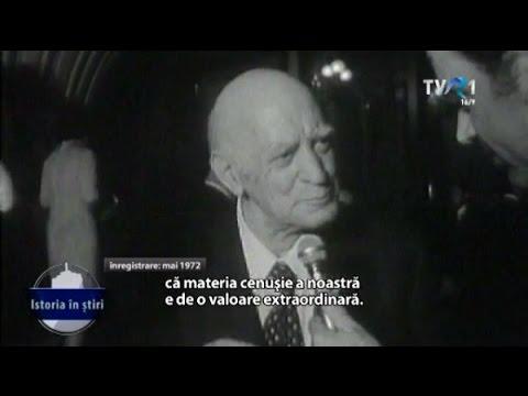 Ultimul interviu tv al savantului Henri Coandă