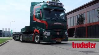 Truckstar Reportage - Renault T van Opa Geert - Postma Grijpskerk