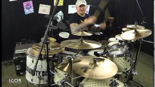 The Offspring - Slim Pickens -  Drum Cover by IGOR