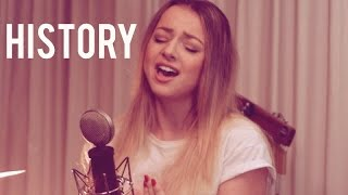 One Direction - History (Emma Heesters Live Cover)