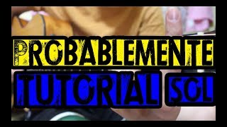 "Como tocar ""Probablemente"" Christian Nodal Ft.- David Bisbal (TUTORIAL DE GUITARRA) @AldoGarcia"