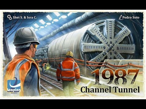Reseña 1987 Channel Tunnel