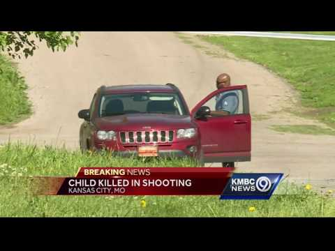 Child dies in afternoon shooting in KC