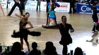 PARAD NADIY 2011 Vlokh Vaganova SEMIFINAL Samba