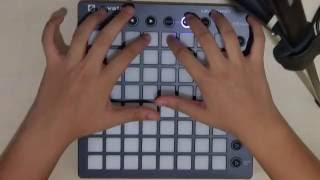 Stressed Out - Twenty One Pilots (Tomsize Remix) || Launchpad Mk2 Cover + Project File