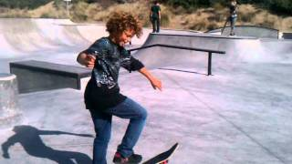Nathan's skate move at bishop park