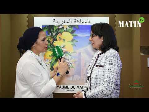 Video : Poste Maroc : une participation philatélique