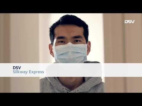 DSV Silkway Express - Nutzen Sie unsere Alternative zur interkontinentalen Luftfracht