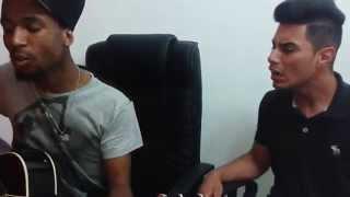 Ageu Soares ft. Vinicius Allan (Rap Contramão) - Creio Que Tu és a Cura (Cover)