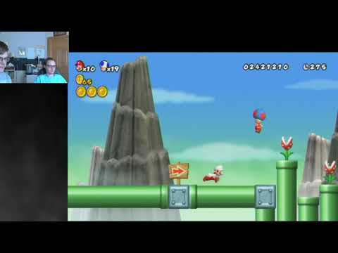 New Super Mario Bros  Wii with Chodnazoop part 6